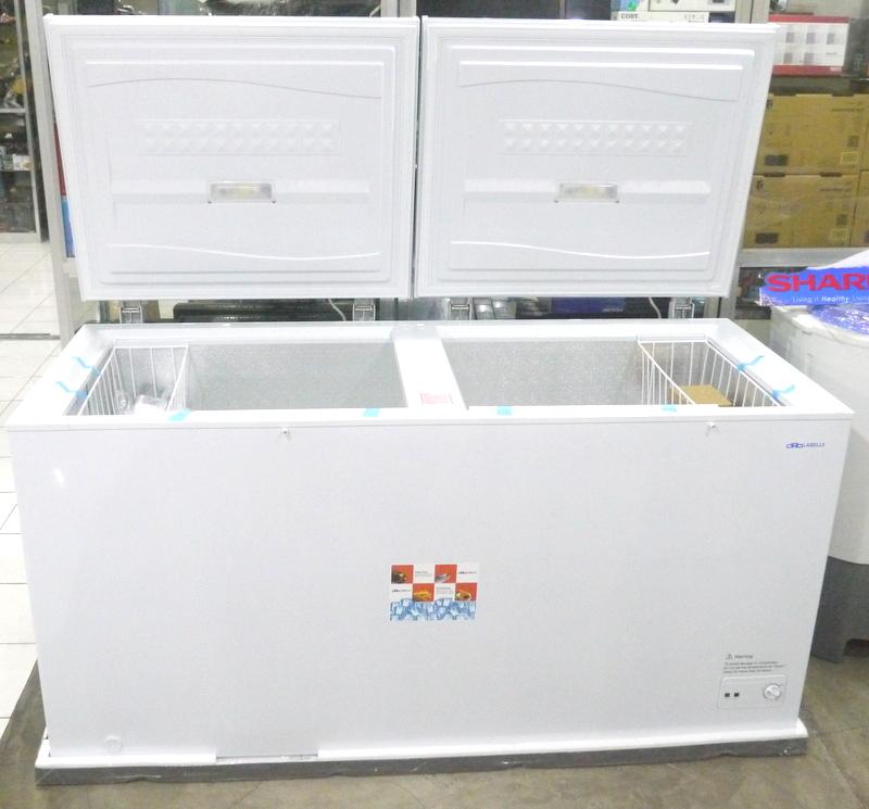 La Belle 18 Cuft 2 Door Chest Freezer Cebu Appliance Center