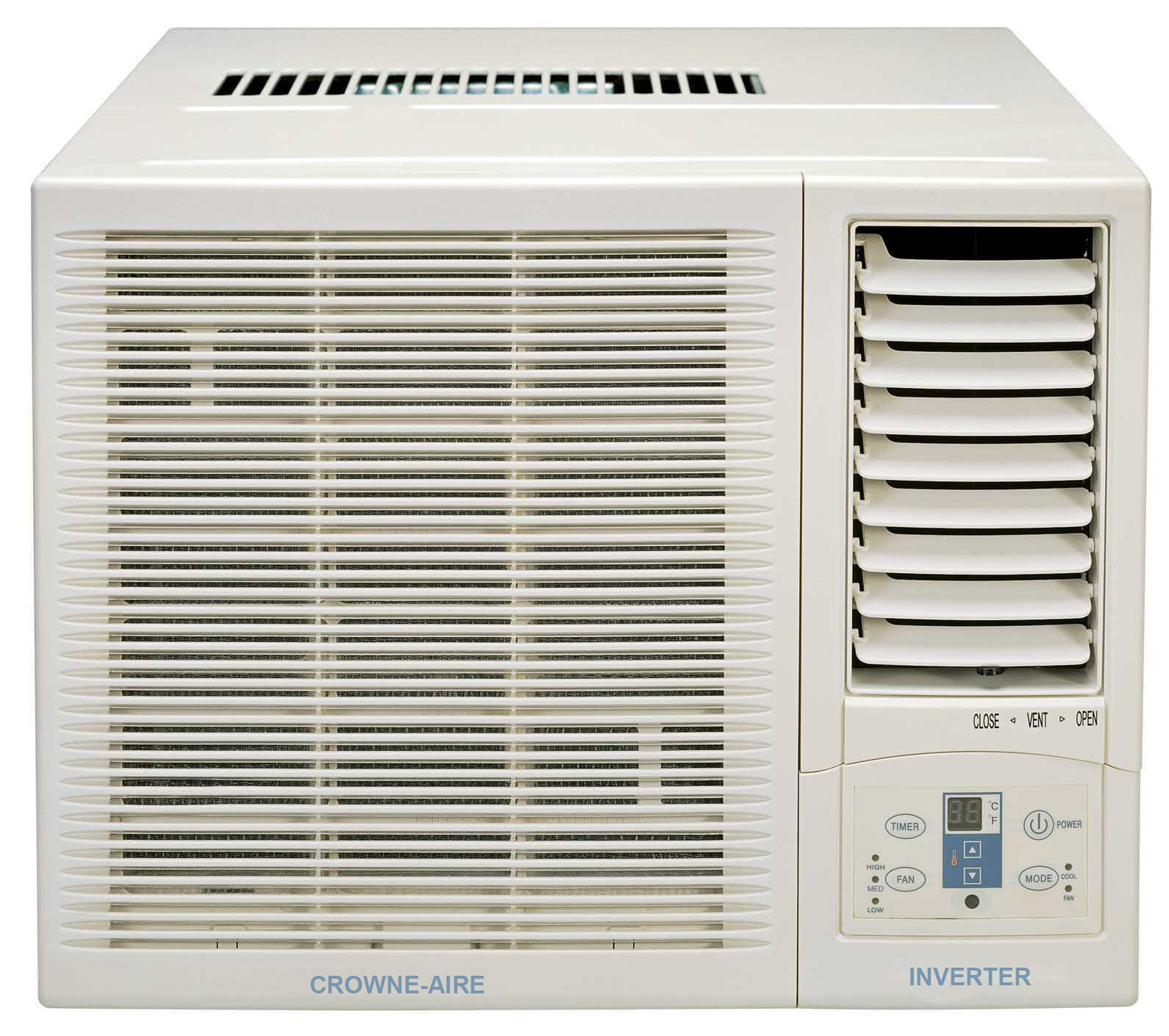 #50697B Crowne Aire 1.5 Hp Window Type Inverter Aircon Cebu  Best 4823 Inverter Window Ac photos with 1590x1410 px on helpvideos.info - Air Conditioners, Air Coolers and more