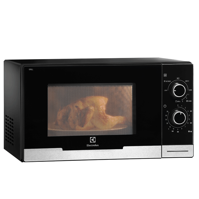 Electrolux 23 Liter Microwave Oven With Grill Function