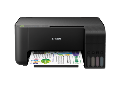 Epson 3 in one printer with original ink tank system